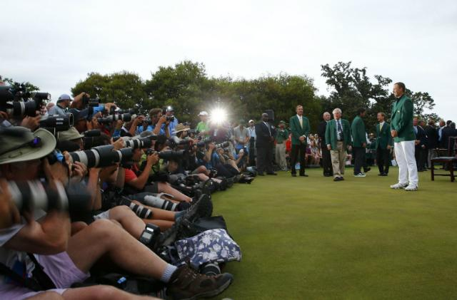 Jordan Spieth facing his public as Masters Champion